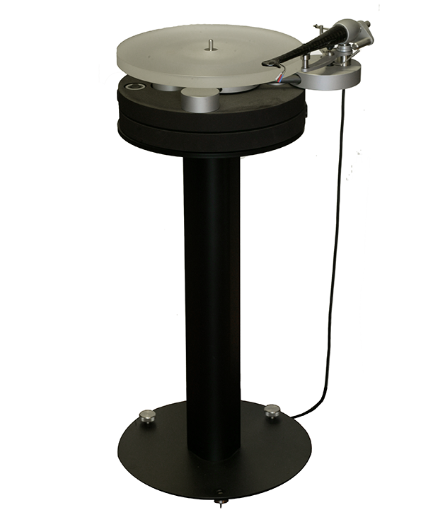 Wilson Benesch Full Circle turntable, ACT 0.5 tonearm with stand Price 15.000 SEK