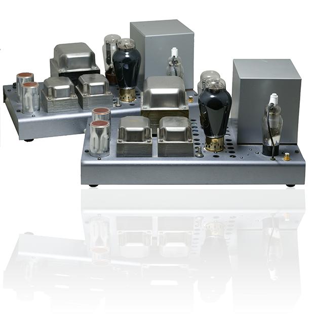 Hiraga / L` audiophile Hiraga 300 B Singel Monaural Power Amplifier WE.