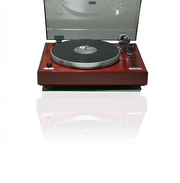 Thorens TD 350 with SME 309 magnesium used 20.000 SEK