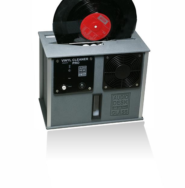 AudioDesk grå