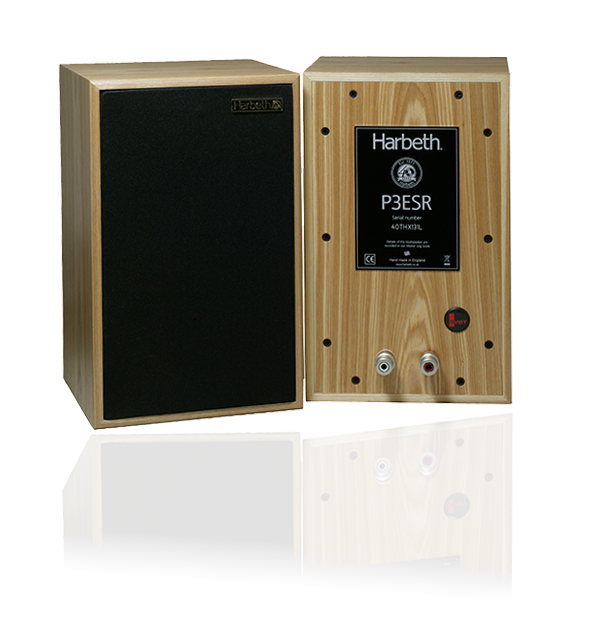 Harbet P3ESR Olive wood
